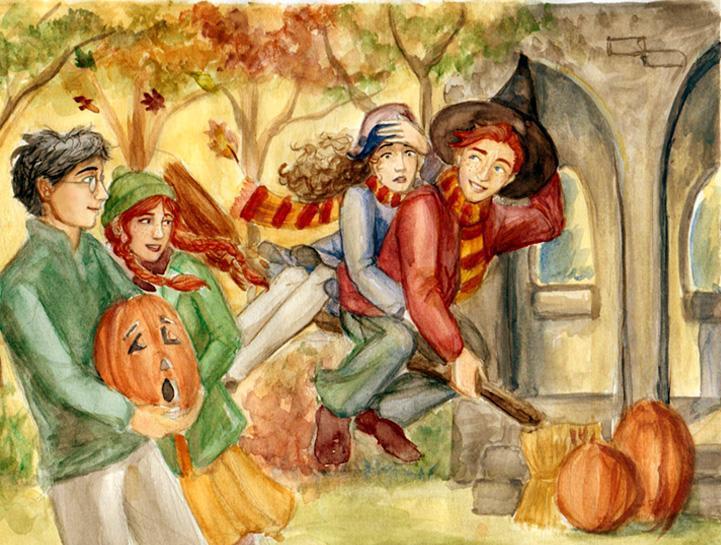 OBHWF Halloween