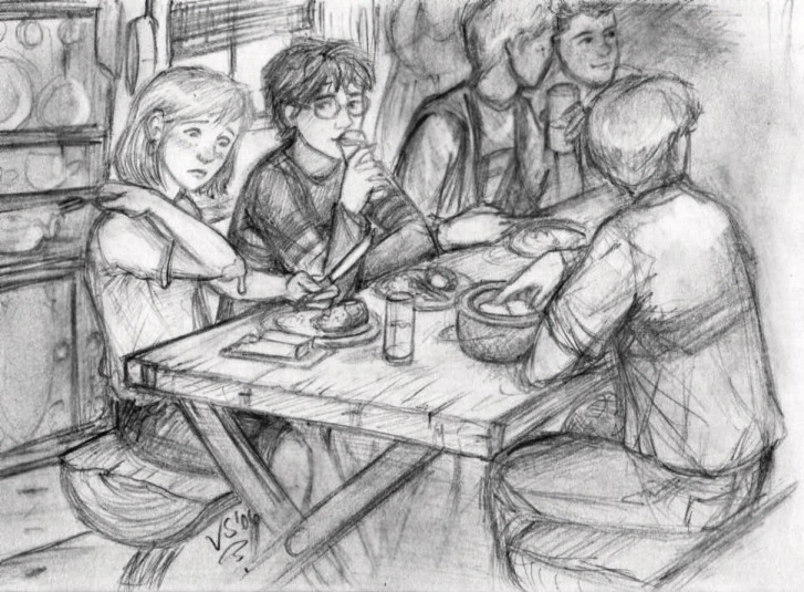 ginny weasley und harry potter fanfiction