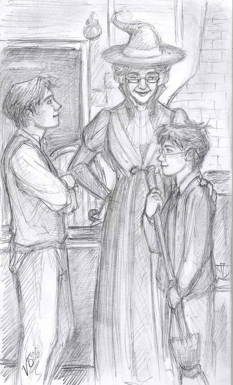 Gryffindor's New Seeker